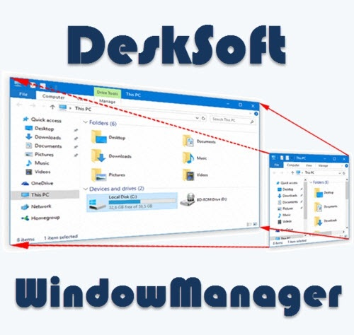 DeskSoft WindowManager 7.5