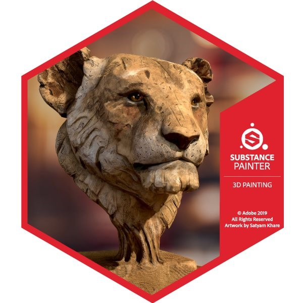 Substance Painter 6.1.2.349