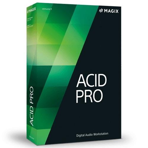 MAGIX ACID Pro 10.0.2.20