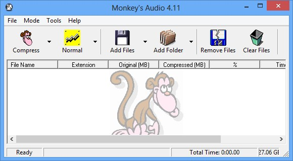 Monkey's Audio 5.38
