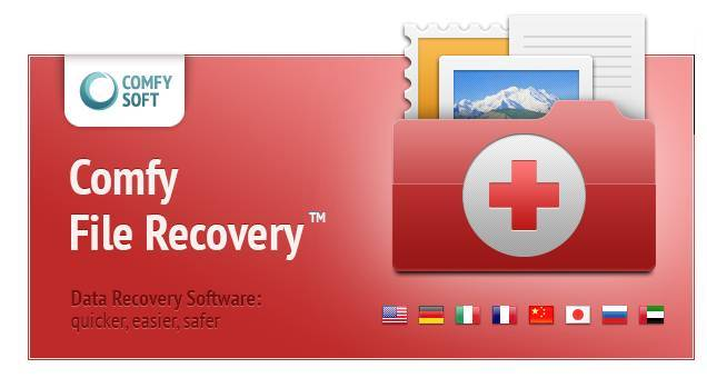 Comfy File Recovery 5.0 + ключ