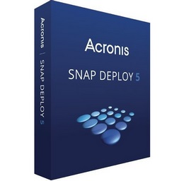 Acronis Snap Deploy 5.0.2012 + BootCD