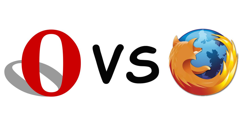 Какой браузер выбрать - Opera или Firefox?