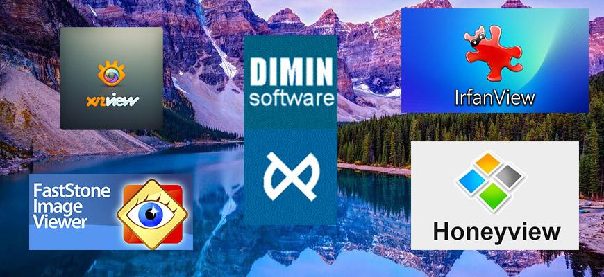 Программы для просмотра фотографий в Windows 10
