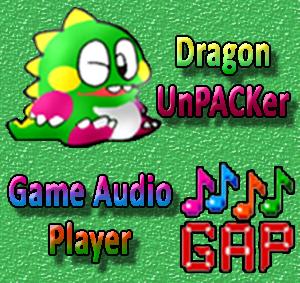 Dragon UnPACKer и Game Audio Player